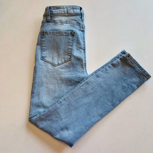 RSQ Jeans High Rise Ankle Skinny medium wash